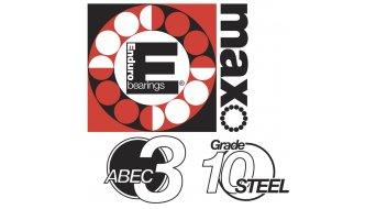 Enduro Bearings 7901 rodamiento de bolas 7901 2RS ABEC 3 MAX Schrägkugellager 12x24x6mm