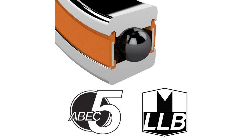 Enduro Bearings 18307 Kugellager 18307 LLB ABEC 5 18x30x7mm