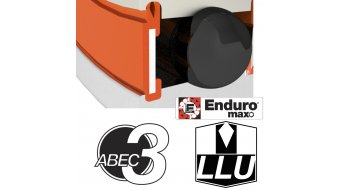 Enduro Bearings 6806 Kugellager 6806 LLU ABEC 3 MAX 30x42x7mm