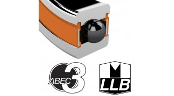 Enduro Bearings 609 Kugellager 609 2 RS ABEC 3 9x24x7mm