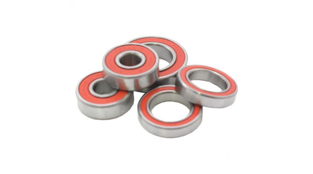 Enduro Bearings CH 6801 Kugellager CH 6801 LLB ABEC 5 Ceramic Hybrid 12x21x5mm