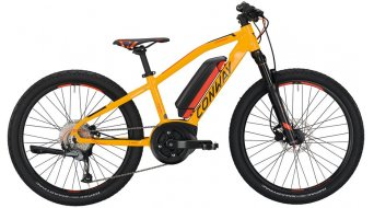 "Conway eMS 240 24"" e-bike fiets kind (kinderen) Gr. 33cm lightorange model 2020"