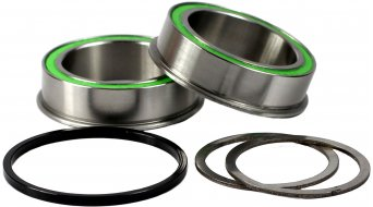 Hope PF41 roestvrijstaal Bearing kit (voor 30mm as )