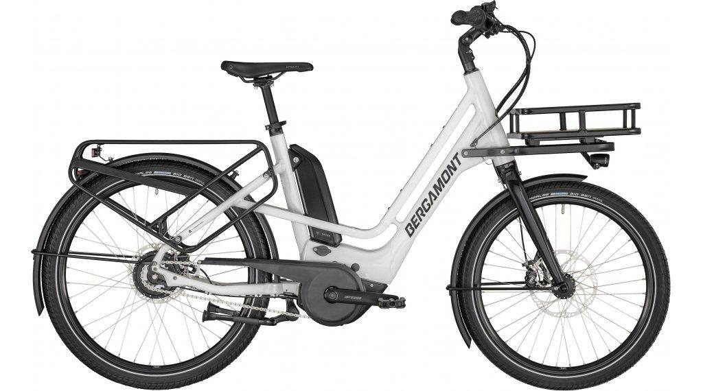 Bergamont E-Cargoville Bakery 26 E-Bike Lastenrad 型号 46厘米 white/black 款型 2021