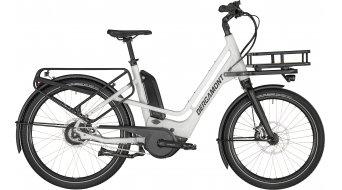 Bergamont E-Cargoville Bakery 26 E-Bike Lastenrad white/black Mod. 2021