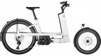 Bergamont E-Cargoville LJ Edition 26 E- bike Lastenwheel size  unisize white/black 2021