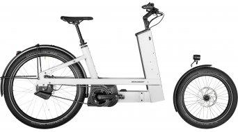 Bergamont E-Cargoville LJ Elite 26 E- vélo Lastenroue Gr. taille unique blanc/noir Mod. 2021