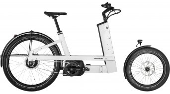 Bergamont E-Cargoville LJ Expert 26 E- bike Lastenwheel size  unisize white/black 2021