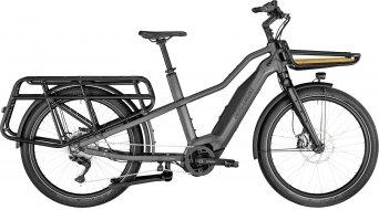 Bergamont E-Cargoville LT Edition 26 E- bike Lastenwheel anthracite/black 2021