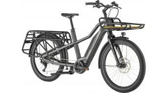 Bergamont E-Cargoville LT Edition 26 E-Bike Lastenrad 型号 47厘米 anthracite/black 款型 2021