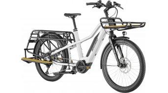 Bergamont E-Cargoville LT Expert 26 E-Bike bici da carico mis. 47cm bianco/nero mod. 2021