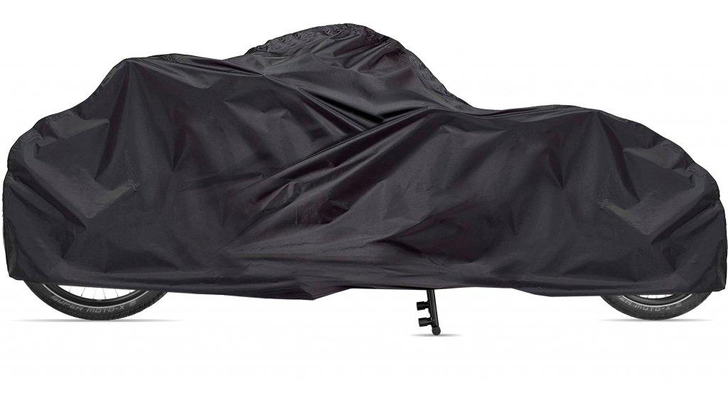 Bergamont LJ Regenverdeck 50cm black