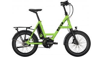 i:SY DrivE E5 ZR E-Bike Lastenrad Gr. unisize light green matt