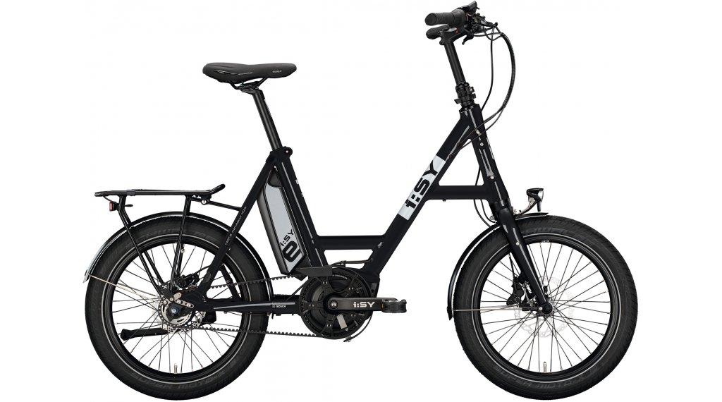 i:SY DrivE E5 ZR E-Bike Lastenrad Gr. unisize wet asphalt