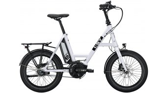 i:SY DrivE S8 ZR RT E- bike Lastenwheel unisize crystal white