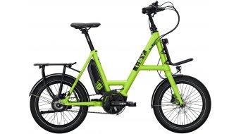 i:SY DrivE XXL N3.8 ZR E-Bike Lastenrad Gr. unisize light green matt