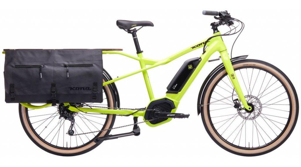 "KONA Electric Ute 27,5"" E- bike bike size 18"" slime 2020"