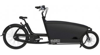 Urban Arrow Family Active Plus Rollerbrakes E-Lastenrad 400Wh 款型 2020