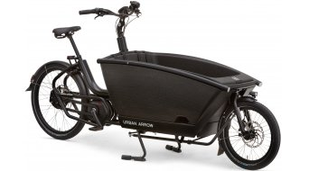 Urban Arrow Family Performance Disc E-Lastenrad 400Wh fekete 2020 Modell