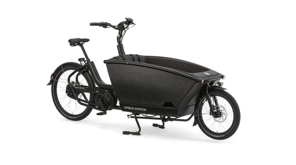 Urban Arrow Family Bosch Cargo Line E-Bike Lastenrad 500Wh black Mod. 2021