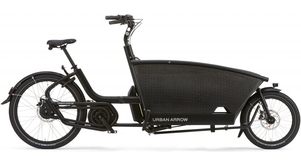 Urban Arrow Family Performance Disc E-bici de carga 500Wh negro(-a) Mod. 2021