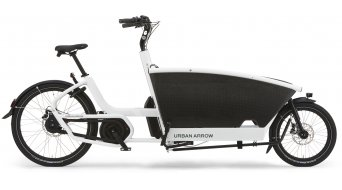 Urban Arrow Family Performance Disc E-Lastenrad 500Wh weiß Mod. 2021