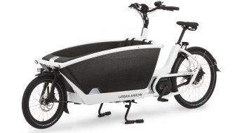 Urban Arrow Family Cargo Line Disc E-bici de carga 500Wh blanco(-a) Mod. 2021