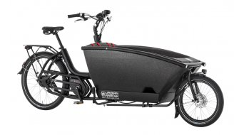 Urban Arrow Family BOSCH Performance Disc E-Lastenrad (400Wh) Gr. Unisize schwarz
