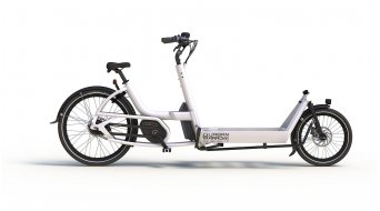 Urban Arrow Flatbad L BOSCH Performance CX Disc E-Lastenrad (500Wh) Unisize