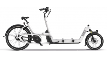 Urban Arrow Flatbad L BOSCH Performance CX Gefedert Disc E-Lastenrad (500Wh) Unisize