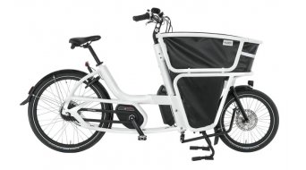 Urban Arrow Shorty 2017 BOSCH Active Roller E-Lastenrad (400Wh) Unisize
