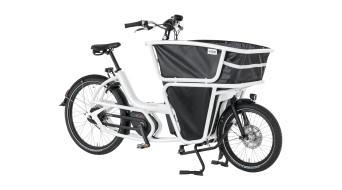 Urban Arrow Shorty 2017 BOSCH Performance CX disque E-Lastenroue (500Wh) taille unique