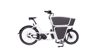 Urban Arrow Shorty EPP BOSCH Performance CX Disc E-Lastenrad (500Wh) Unisize