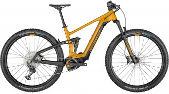 Bergamont E-Contrail Pro 29 E-Bike MTB Komplettrad dirty tangerine/black Mod. 2021