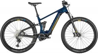 Bergamont E-Contrail Expert 29 E-Bike MTB Komplettrad petrol black/gold Mod. 2021