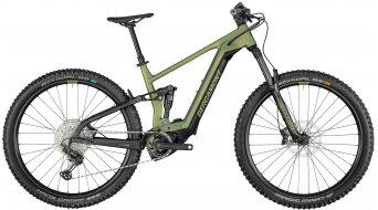 Bergamont E-Trailster Pro 29 E-Bike MTB Komplettrad flaky reed-gold/black Mod. 2021