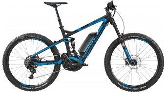 Bergamont E-Line Trailster C 9.0 500 27.5 E-Bike MTB Komplettbike Herren-Rad black/fjord blue Mod. 2016