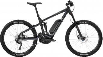 Bergamont E-Trailster 7.0 650B / 27.5 MTB E-Bike Komplettbike black/silver (matt/shiny) Mod. 2017
