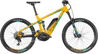 """Bergamont E-Trailster 7.0 650B/27.5"""" MTB E-Bike bici completa melon amarillo/petrol (color apagado) Mod. 2018"""