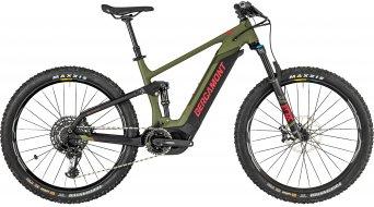 "Bergamont E-Contrail Expert 27.5""/650B E-Bike MTB bici completa olive verde/negro/rojo (color apagado) Mod. 2019"