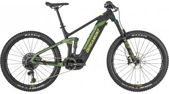 "Bergamont E-Trailster Elite 27.5""/650B E-Bike MTB pastel green/black/light lime (matt) 2019"