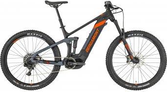 "Bergamont E-Trailster PRO 27.5""/650B E-Bike MTB(山地) 整车 型号 solid grey/black/橙色 (matt) 款型 2019"