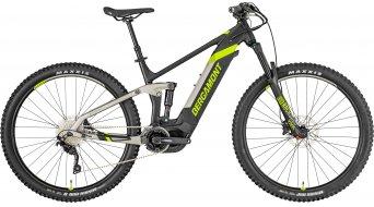 """Bergamont E-Trailster Sport 29"""" E- bike MTB bike silver/black/lime (matt)"""