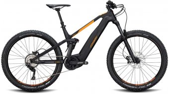 "Conway Xyron 227 27,5"" E-Bike MTB-Komplettrad Gr. S black/orange Mod. 2020"