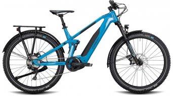 """Conway Xyron C 227 27.5"""" E-Bike MTB Komplettrad Gr. XL blue/black Mod. 2020"""
