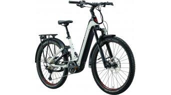 """Conway Cairon SUV FS 827 27.5"""" E-Bike MTB Komplettrad Gr. L white/red black Mod. 2021"""