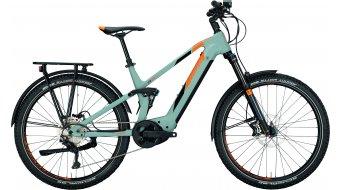 """Conway Xyron C 227 27.5"""" E-Bike MTB Komplettrad grey/orange Mod. 2021"""