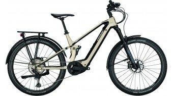 "Conway Xyron C 527 27.5"" E-Bike MTB(山地) 整车 型号 platin/black 款型 2021"