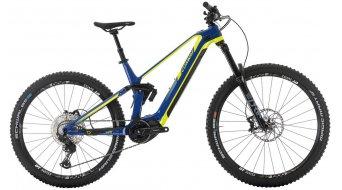 "Conway eWME 529 29"" E-Bike MTB Komplettrad dark blue metallic/acid Mod. 2021"