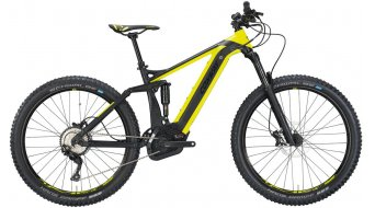 Conway eMF 327 Plus 27.5+ / 650B+ MTB E-Bike Komplettrad Gr. XL black matt/lime Mod. 2019